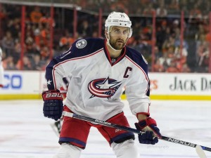 Nick Foligno (Amy Irvin / The Hockey Writers)