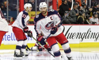 Nick Foligno's New Family Friendly Initiative: The Hearts Playbook