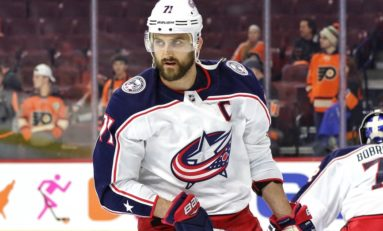 Blue Jackets Must Find Finish, Fast