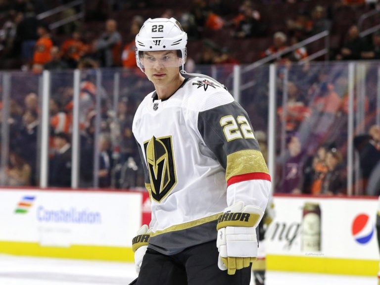 Nick Holden #22, Vegas Golden Knights