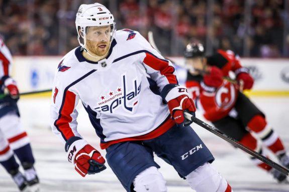 Nick Jensen Washington Capitals