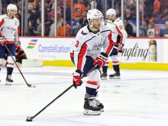Nick Jensen Washington Capitals