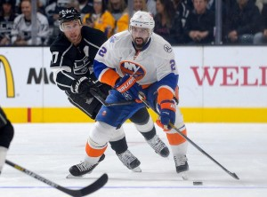 Nick Leddy isn't often brought up in the discussion of best defensemen, but he belongs there. (Jayne Kamin-Oncea-USA TODAY Sports)