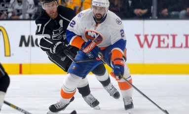 Forecasting Nick Leddy's Offensive Production