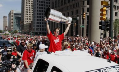 The Rest Is Red Wings History: Osgood Replaces Hasek and Wins 2008 Stanley Cup