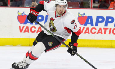 Senators' Nick Paul in 'Make-or-Break' Season