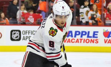 Blackhawks Trade Schmaltz to Coyotes for Strome, Perlini