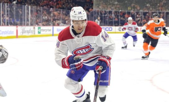 Montreal Canadiens' Future at Center Is Now