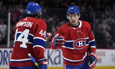 Are the Canadiens Developing Nick Suzuki Properly?