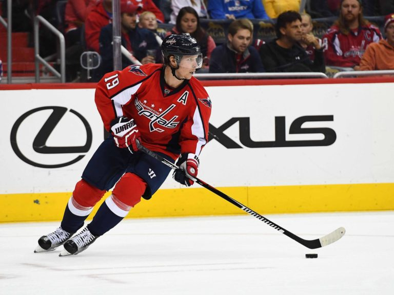 Nicklas Backstrom, Washington Capitals, NHL