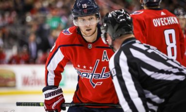 Capitals Ignore Consequences of Overpaying Backstrom