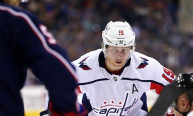 Capitals Can't Overdo Backstrom's Next Contract