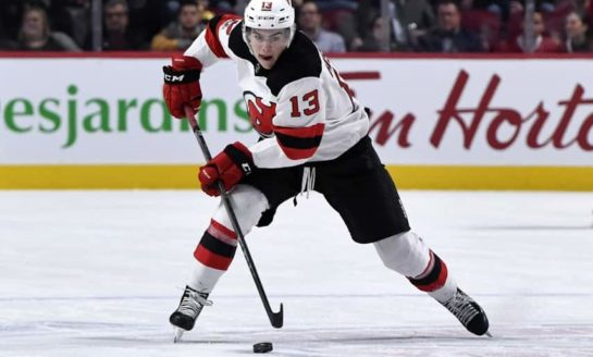Devils' Hall & Hischier Due for Offensive Explosion