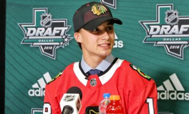 Top Blackhawks Prospects Take Center Stage