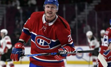 Which Canadien Gets a Shot with Deslauriers Out?