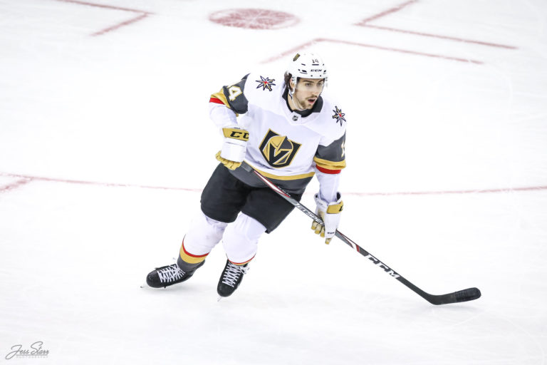 Nicolas Hague Vegas Golden Knights