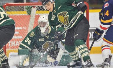 London Knights Trade Leafs Prospect Nicolas Mattinen