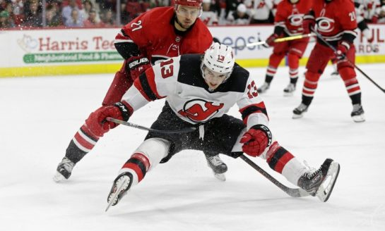 Devils Stuck in Hell After Disastrous Start Costs Hynes His Job