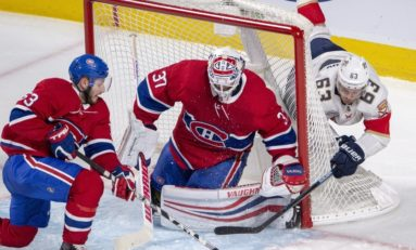 Habs Bergevin Holds Steady