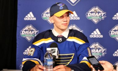 Blues 2019 Draft Picks: Where Are They Now?