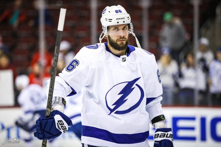 Nikita Kucherov Tampa Bay Lightning