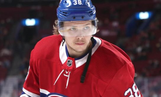 Time for Canadiens to Play Scherbak
