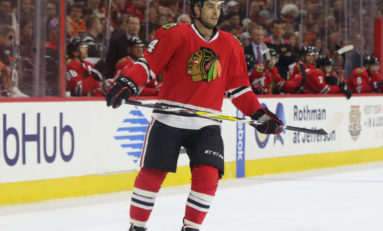 Blackhawks Trade Hjalmarsson to Coyotes for Murphy and Dauphin