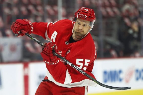Detroit Red Wings Niklas Kronwall
