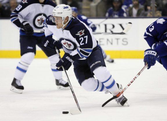 Nikolaj Ehlers, NHL, Winnipeg Jets