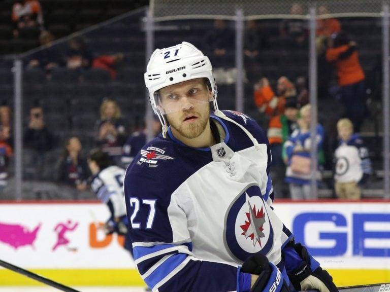 Nikolaj Ehlers Winnipeg Jets