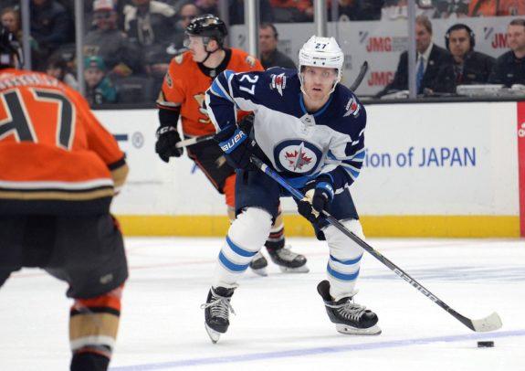 Winnipeg Jets Nikolaj Ehlers