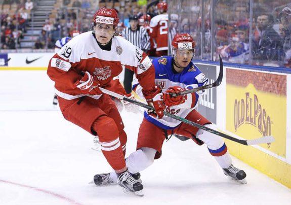 Nikolaj Krag Yegor Voronkov