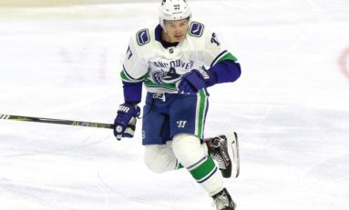 Canucks Re-Sign Goldobin to 1-Year Deal