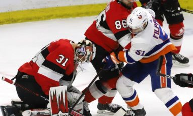"""Islanders' Offensive Woes Boil Down to """"Shoot the Puck"""""""