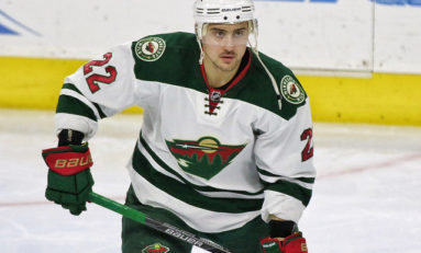 Rumor Rundown: Wild's Niederreiter Topic of Trade Talk?