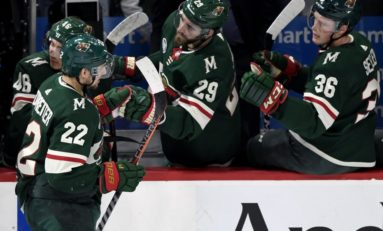 Wild Trade Niederreiter to Hurricanes for Rask