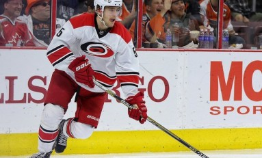 Q & A with Canes' Noah Hanifin
