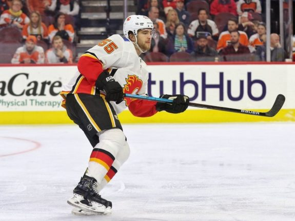 Noah Hanifin Calgary Flames