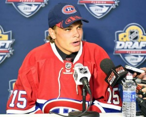 Montreal Canadiens prospect Noah Juulsen