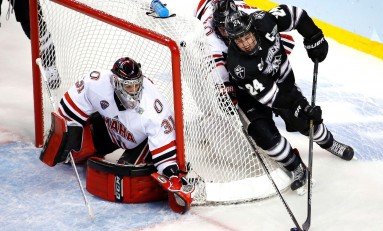 UNO Freshman Goalie Taking NCAA By Storm