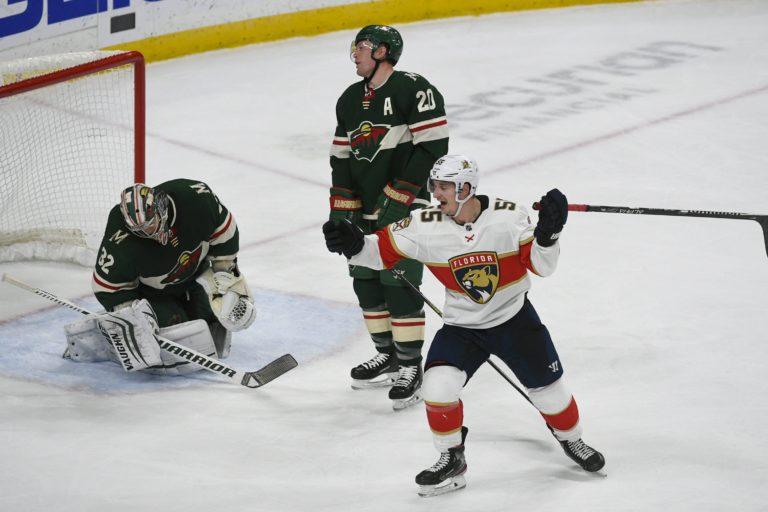Noel Acciari Florida Panthers