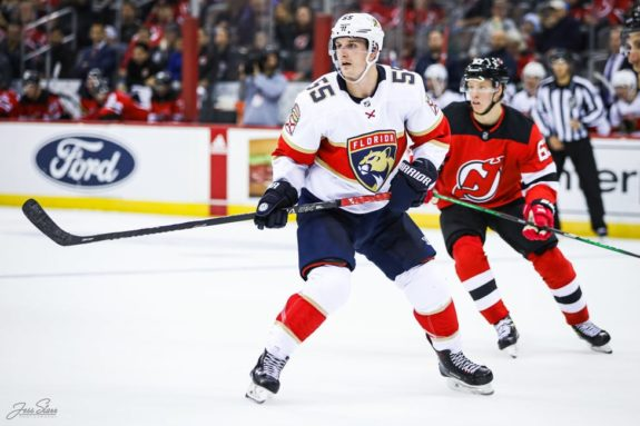Noel Acciari Florida Panthers