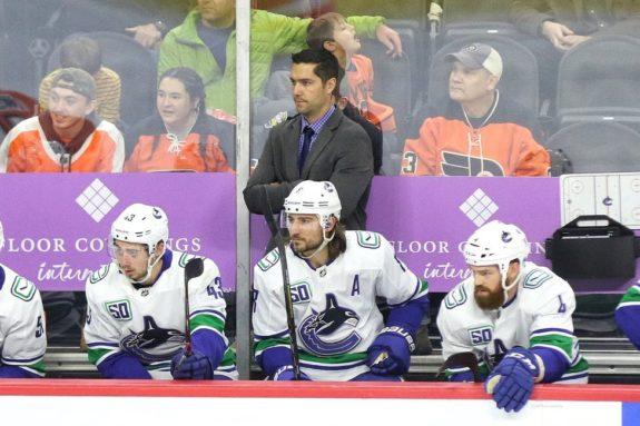 Nolan Baumgartner Vancouver Canucks