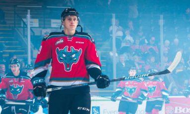 WHL Roundup: Mark Kastelic, Mads Sogaard & Scores