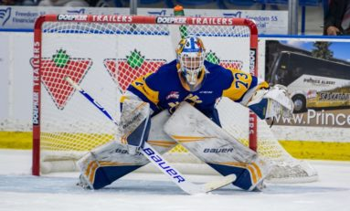 Saskatoon Blades Goaltenders Could Put Team Over the Top in 2020-21
