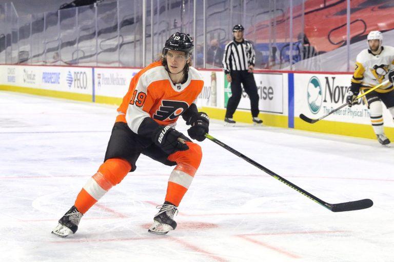 Nolan Patrick Philadelphia Flyers