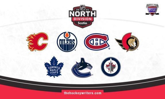 North Division NHL Scotia 2021