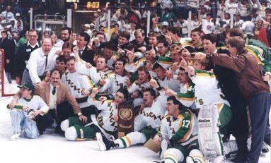 Top 5 NCAA Men's Hockey Championship Games
