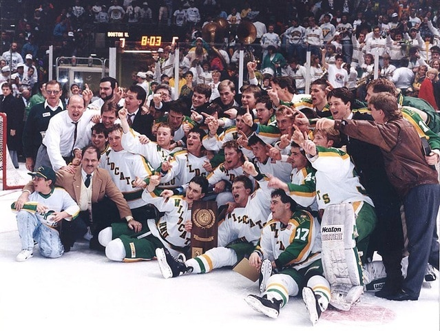 Northern Michigan Wildcats 1991 National Championship
