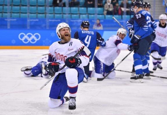 Team Norway Patrick Thoresen